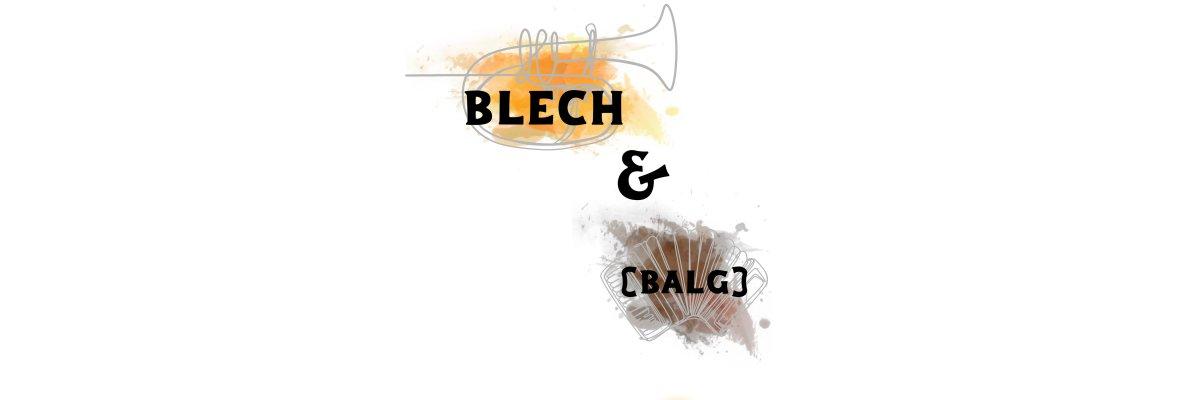 """Neue Notenedition """"Blech & (Balg)"""" -"""