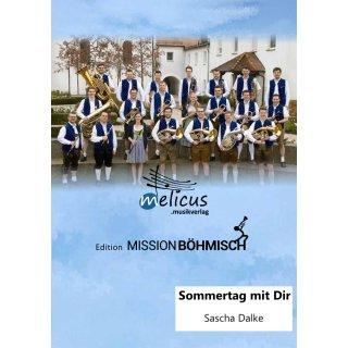 Sommertag mit Dir - Polka mit Gesang (Böhmische Besetzung)