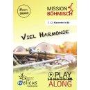 Playalong - Viel Harmonie - 1. / 2. Klarinette Gedruckte...