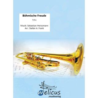 Böhmische Freude - Polka (Böhmische Besetzung)
