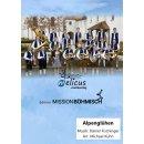 Alpenglühen - Polka Gedruckte Ausgabe