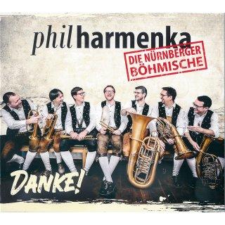 Danke! - Philharmenka - Die Nürnberger Böhmische